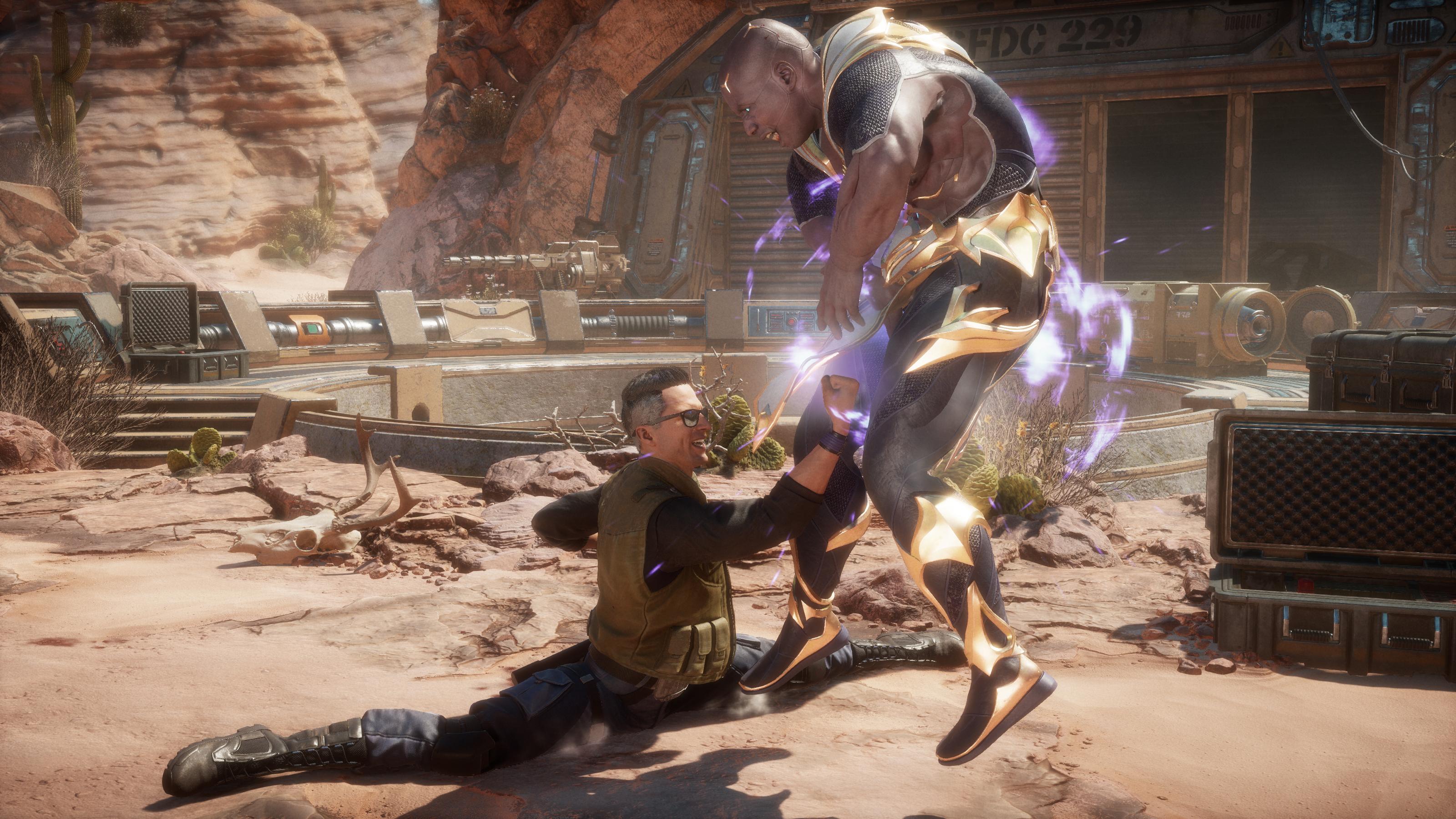 All Games Delta: Mortal Kombat 11 adds Cassie Cage, Jacqui